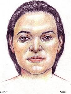MARICOPA COUNTY JANE DOE (2004): WF, 40-50, struck by a car that fled the scene in Phoenix - 21 November 2004  *GRAPHIC* 182UFAZ1_LARGE