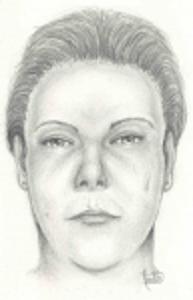 MISS MOLLY: WF, 20-35 - Found beaten to death in creek under I-70 in Salina, KS - Jan 25, 1986 184UFKS2_LARGE
