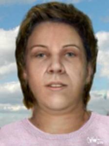 MISS MOLLY: WF, 20-35 - Found beaten to death in creek under I-70 in Salina, KS - Jan 25, 1986 184UFKS4_LARGE