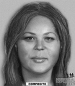 FOND DU LAC COUNTY JANE DOE: MF, 15-21, found in a pond near Campbellsport - 23 November 2008 764UFWI4_LARGE